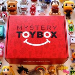 Disney Toys | 5 Items Kids Mystery Toy Box | Color: Blue/Pink | Size: Various