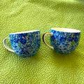 Lilly Pulitzer Kitchen   Lilly Pulitzer Ceramic Mugs   Color: Blue/White   Size: Os