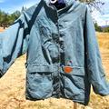 Burberry Jackets & Coats   Burberrys Burberry Plaid Jacket Vintage 1990 Small   Color: Blue/Green   Size: S