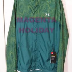 Under Armour Jackets & Coats | Brand New! Free Ship!! Under Armour Jacket Men'S L | Color: Gold/Green | Size: Men'S - Large