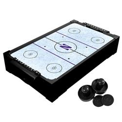Northwestern Wildcats Table Top Air Hockey Game