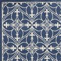 World Menagerie Area Rug-44-Area Rug in Blue, Size 1.0 D in   Wayfair E2141A5895144F0E9D379C8420CDC9D3