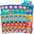 Disney Pixar Toy Story 4 Party Favors Pack ~ Bundle Includes 12 Toy Story Play Packs Filled with Stickers, Coloring Books, Crayons with Bonus Finding Dory Stickers (Toy Story Party Supplies)