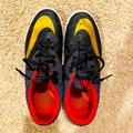 Nike Shoes   Nike Soccer Indoor Shoes   Color: Black/Red   Size: 8