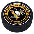Pittsburgh Penguins Arrow Hockey Puck