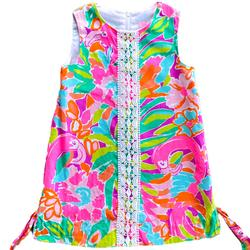 Lilly Pulitzer Dresses   Lilly Pulitzer Dress- Size 4 Lilly Pulitzer Shift   Color: Green/Pink   Size: 4g
