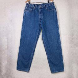 Levi's Jeans   Levis Men'S 550 Jeans Denim Blue Jeans 38x31 Relax   Color: Blue   Size: 38