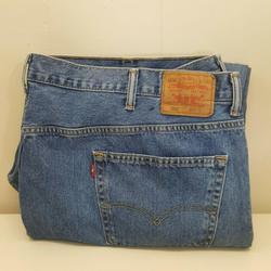 Levi's Jeans   Levi 52x30 Blue Jeans Pants Denim Jean Zipper Fly   Color: Blue   Size: 52