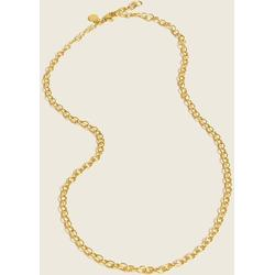 """Demi-fine 14k Gold-plated 20"""" Cable Chain Necklace - Metallic - J.Crew Necklaces"""