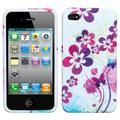 Soft Candy Skin Design Silicone Protector Cover Case for iPhone 4 4S