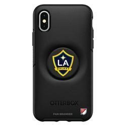 LA Galaxy OtterBox iPhone Otter + Pop Symmetry Series Case