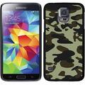 Camo Rich Green Design on Samsung Galaxy S5 Thinshield Case by Coveroo