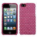 MyBat Dots Hard Diamond Cover Case For iPhone SE 5 5S case cover