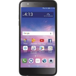 Tracfone LG Premier Pro, 16GB Black - Prepaid Smartphone