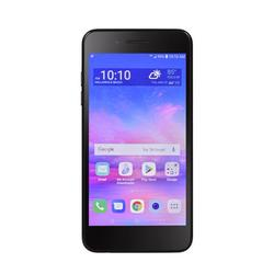 Tracfone LG Rebel 4, 16GB Black - Prepaid Smartphone