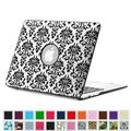 """Fintie MacBook Air 13.3"""" Case (A1466 / A1369 ) -PU Leather Coated Hard Cover Snap On Protective Case, Versailles"""