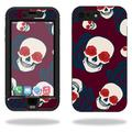 MightySkins Protective Vinyl Skin Decal for Lifeproof Nuud iPhone 7 Plus sticker wrap cover sticker skins Skulls N Roses