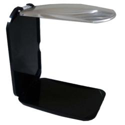 MAXIMIZE Tri-Fold Phone Magnifier With 2.5X Lens, For Reading Small Print On Cell Phone: MG-14742