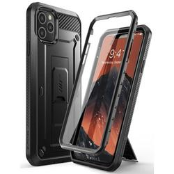 SUPCASE Unicorn Beetle Pro Series Case Designed for iPhone 11 Pro 5.8 Inch (2019 Release), Built-in Screen Protector Full-Body Rugged Holster Case (Black)