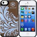 iPhone 5/5S Blue Watercress Fabric Case