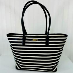 Kate Spade Bags | Kate Spade Kate Spade Tote. Black And White | Color: Black/White | Size: Os