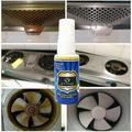 Dégraissant de cuisine, Spray nettoyant, huile de saleté de salle de bain, produits chimiques de