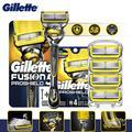 Gillette Knife Fusion – rasoir Proshield Original pour hommes, rasoir de sécurité pour hommes,
