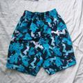 Nike Swim   Nike Boy'S Swim Trunks - Size S (8-10)   Color: Blue/White   Size: 8b