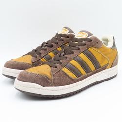 Adidas Shoes | Adidas Rooksmead Lo Men'S Casual Shoes Size 9 | Color: Brown/Gold | Size: 9