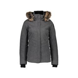 Obermeyer Women's Apparel & Clothing Tuscany II Jacket - Women's Charcoal 4 Model: 11164-15006-4
