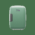 Spa Sciences Cool Skincare Mini Refrigerator with Warming Function, 4 L Capacity, Green