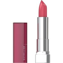 Maybelline Color Sensational Lipstick, Lip Makeup, Cream Finish, Hydrating Lipstick, Nude, Pink, Red, Plum Lip Color, Pink Wink, 0.15 oz. (Packaging May Vary)
