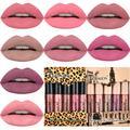Rouge à lèvres liquide velours mat, Waterproof, longue durée, Sexy, Vampire, Nude, brillant,