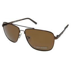 New Harley-Davidson Hd 0638s Mens Aviator Full-Rim Polarized Brown Polarized Durable Classic Aviator Shades Frame Polarized Brown Lenses 59-14-140 Sunglasses/Sun Glasses