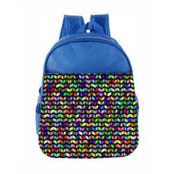 Toddler Backpack Rainbow Geometric Kids Backpack Toddler