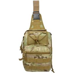 Unisex Tactical Sling Bag
