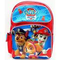 Backpack - - Red School Bag Red/Blue Team New 655624