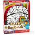 Horizon Group USA Made By Me Doodle Backpack Craft Kit, 1 Each