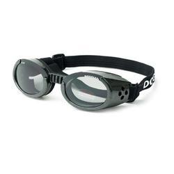 ILS Metallic Black Sunglasses for Dogs