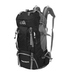 Packable Hiking Backpack, Lightweight Camping Backpack Hiking Daypack with Rain Cover, Foldable Travel Hiking Backpack for Women Men, Ultralight Foldable Backpack for Climbing Camping Touring, Q9189