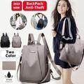 2019 Women Backpack Female Rucksack High Quality Oxford Small Backpack for Women Anti-theft bag Women's Shoulder Bag Pack