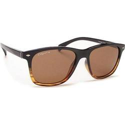 CoyoteVision Dakota tort fade-brn Dakota Polarized Street and Sport Sunglasses, Tort Fade & Brown