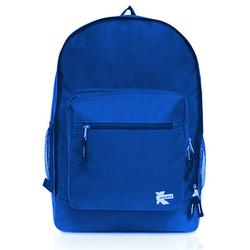 Classic Large Backpack for College Students and Kids, Lightweight Durable Travel Backpack Fits 15.6 Laptops Water Resistant Daypack Unisex Adjustable Padded Straps for Casual Everyday Use (Royal)