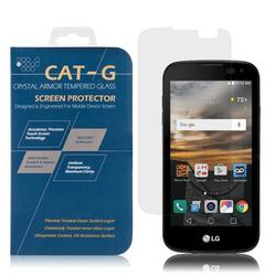 LG TSPLGK3 K3 Tempered Glass Screen Protector with 0.33 mm Arcing