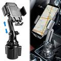 [Big Clear!]Mobile Phone Holder Universal Adjustable Gooseneck Cup Cell Phone Holder Stand For Most Of Mobile Phone universal cell phone stand suitable for most of mobile phone