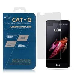 LG TSPLGXSTY X Style Tempered Glass Screen Protector with 0.33 mm Arcing