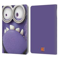 Head Case Designs Officially Licensed Despicable Me Full Face Minions Evil 2 Leather Book Wallet Case Cover Compatible with Amazon Kindle Paperwhite 1 / 2 / 3