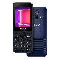 BLU Tank II T193 Unlocked GSM Dual-SIM Cell Phone w/ Camera - Dark Blue