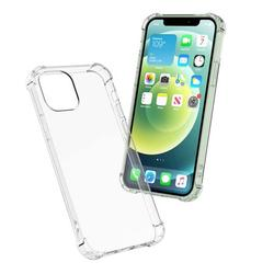 Njjex iPhone 11 / iPhone XR / iPhone 12 Pro Max Case, Njjex iPhone 12 Crystal Clear Shock Absorption Technology Bumper Soft TPU Cover Case For Apple iPhone 11, 12 Mini, 12 Pro Max