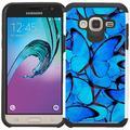 Galaxy J1 (2016) / Galaxy Express 3 / Galaxy Amp 2 Case - Armatus Gear (TM) Slim Hybrid Armor Case Protective Phone Cover For Samsung Galaxy J1 2016 / Express 3 / Amp 2